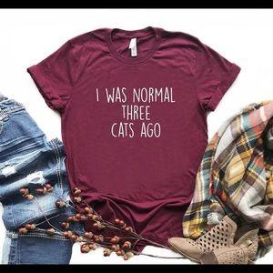 Tops - Women's T shirt | Cat Lover